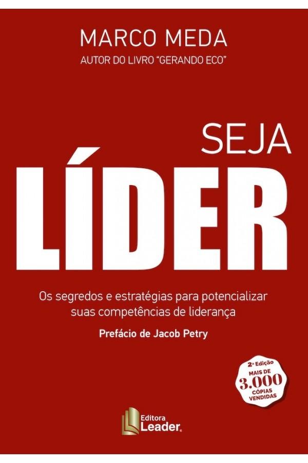 Livro Seja Líder (Português)