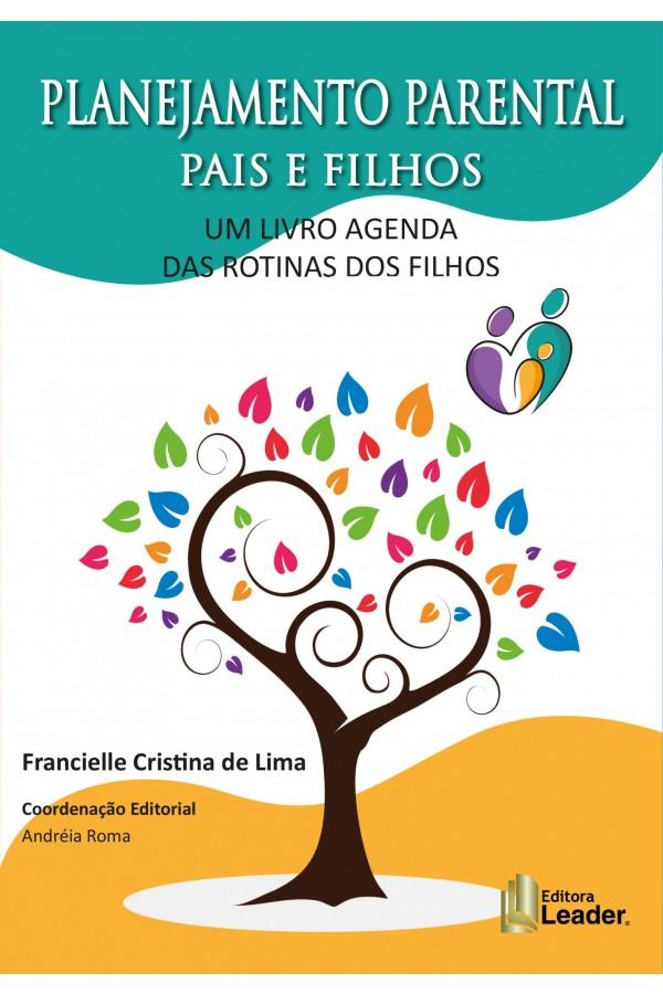 Livro Agenda Planejamento Paramental (Português)