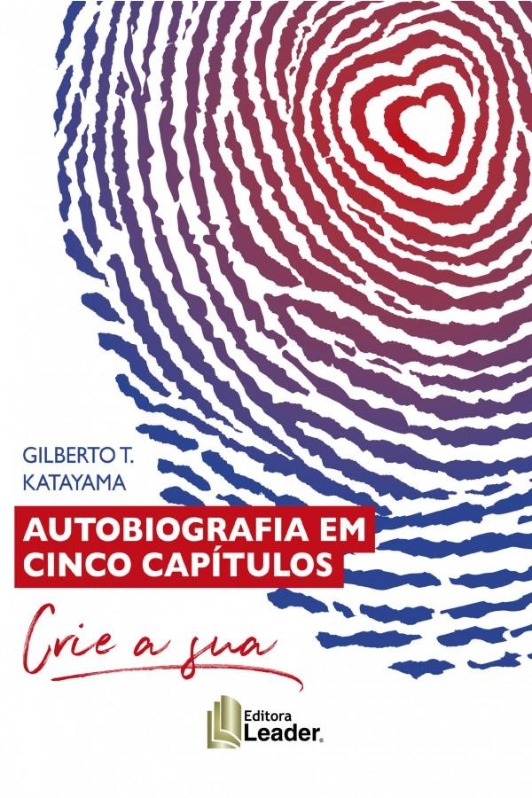 Livro Autobiografia em Cinco Capítulos (Português)