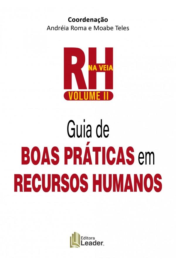 Livro RH na Veia volume II - Boas Práticas de Recursos Humanos (Português)
