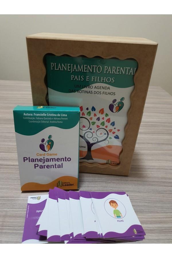 Box Planejamento Parental (Edição Limitada)