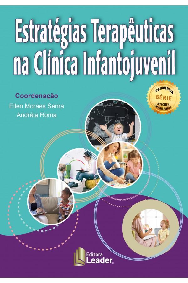 Livro Estratégias Terapêuticas na Clínica Infantojuvenil