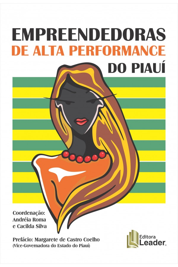 Livro Empreendedoras de Alta Performance do Piauí (Português) Volume II