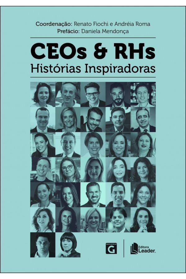 Livro CEOs e RHs - Histórias Inspiradoras (Português)