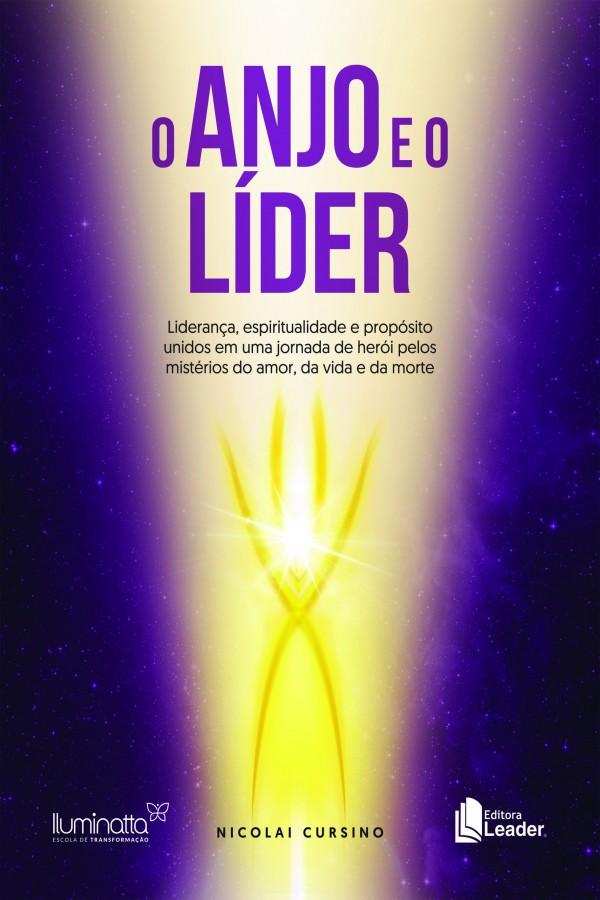 Livro O Anjo e o Líder