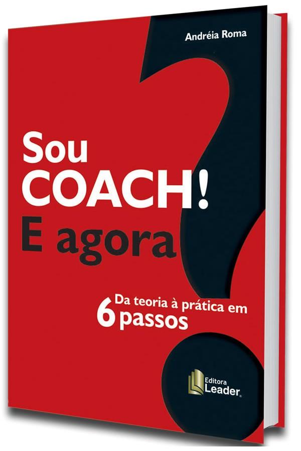 Ebook - Livro Sou Coach e Agora?