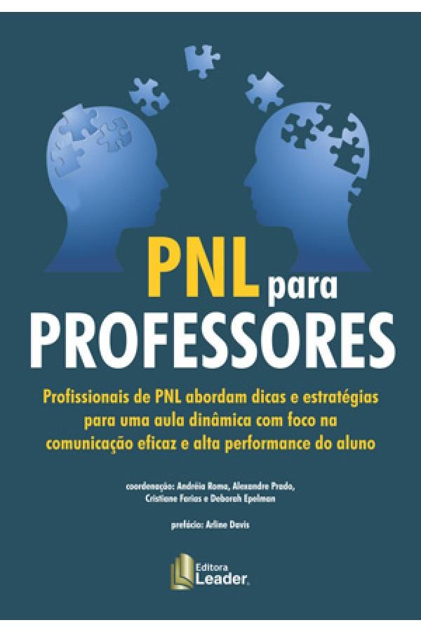 Livro PNL para Professores