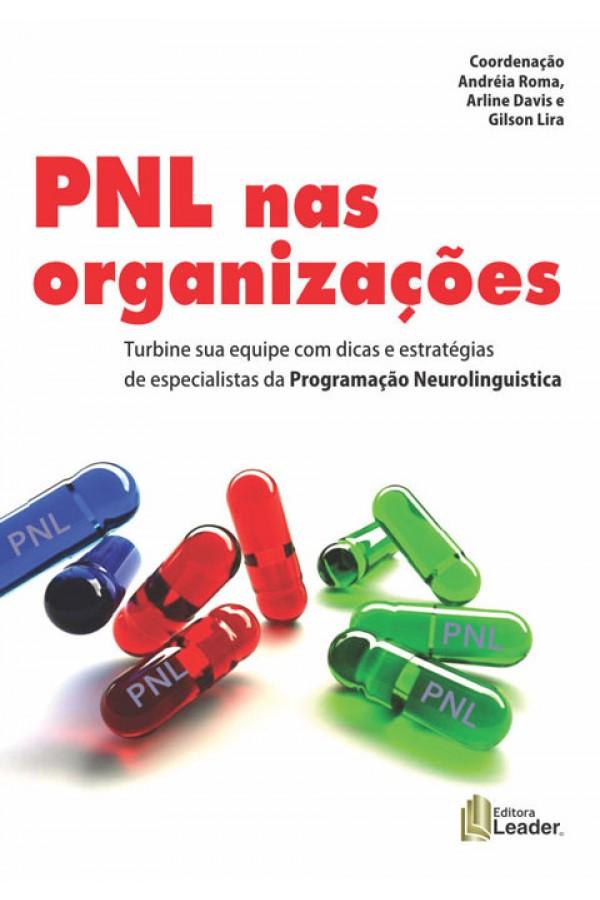 Livro PNL nas Organizações
