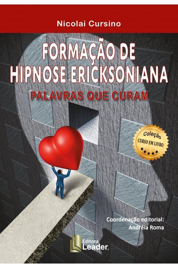 Formação de Hipnose Ericksoniana - Palavras que Curam (Português)