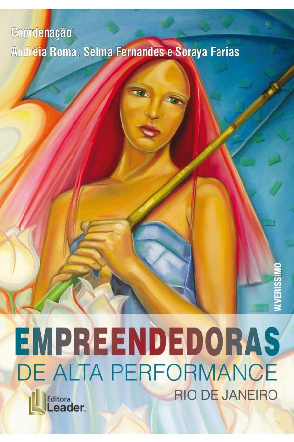 Livro Empreendedoras de Alta Performance do Rio de Janeiro (Português) Volume IV