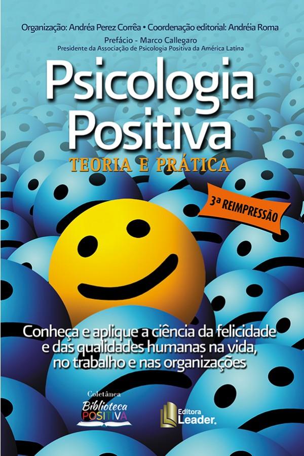 Livro Psicologia Positiva (Português)