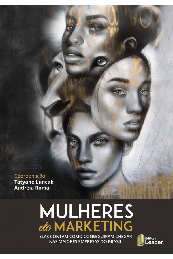 Livro Mulheres do Marketing (Português) Volume I