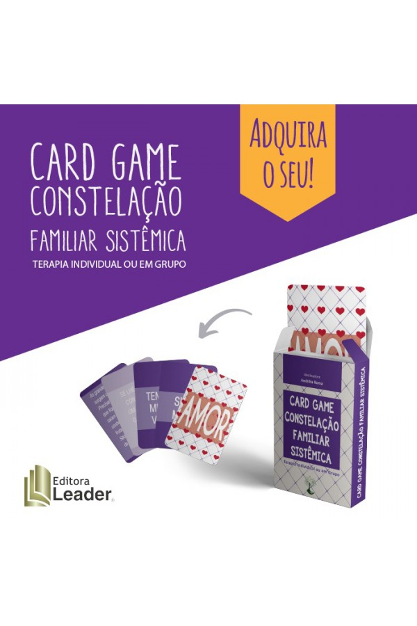 Card Game Constelação Familiar Sistêmica