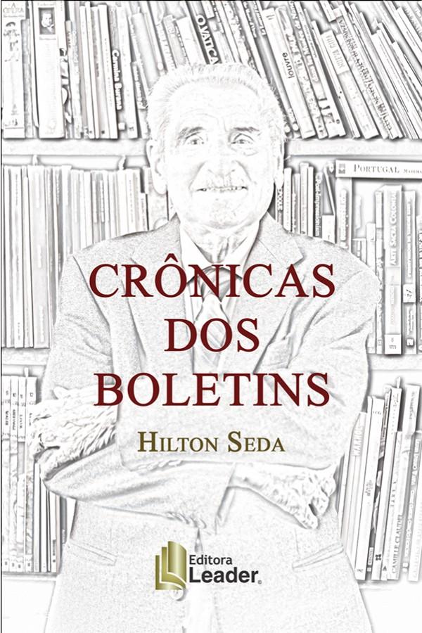 Livro Crônicas dos Boletins