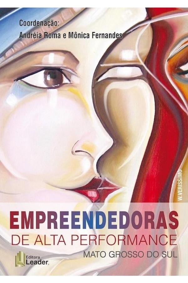 Livro Empreendedoras de Alta Performance Mato Grosso do Sul (Português)